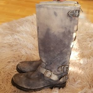 NEW authentic Frye riding boots, size 6.5